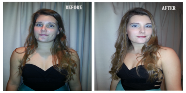 Mobile makeup artist Auckland Edita Andrijasevich