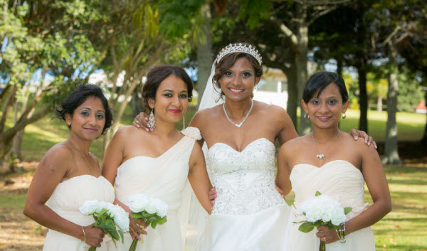 Bridal Makeup And Hair Bridesmaids
